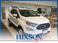 New 2018 Ford EcoSport SE Crossover Front-Wheel Drive (F for Sale in Alexandria, LA