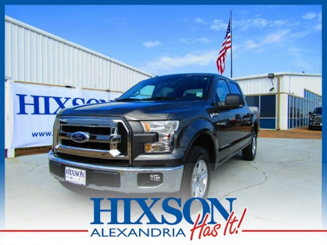 2017 Ford F-150 XLT Rear Wheel Drive