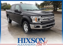 Used 2018 Ford F-150 XLT Four Wheel Drive Pickup Truck for Sale in Alexandria, LA