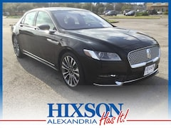 New 2019 Lincoln Continental Reserve Car for Sale in Leesville