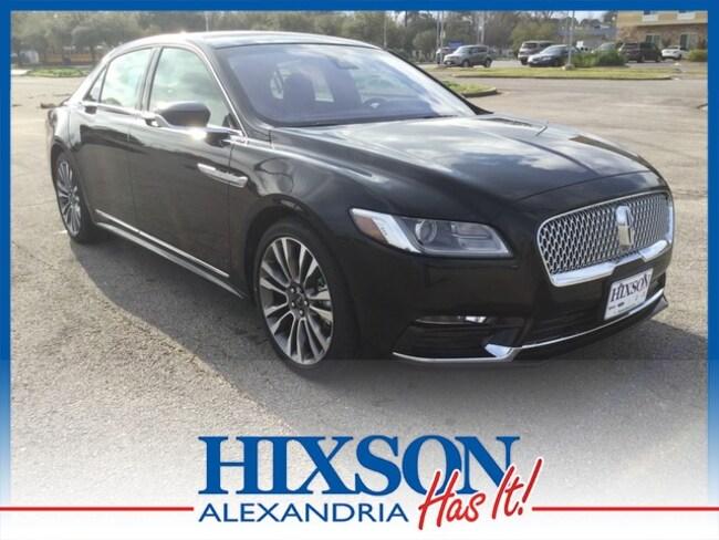 New 2019 Lincoln Continental Reserve Car for Sale in Alexandria LA