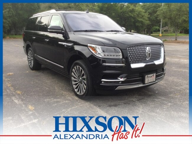New 2019 Lincoln Navigator For Sale At Hixson Lincoln Vin