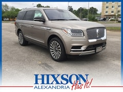 New 2019 Lincoln Navigator Reserve SUV L12444 for Sale in Alexandria LA