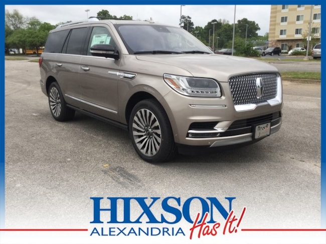 New 2019 Lincoln Navigator Reserve SUV for Sale in Leesville