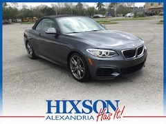 Pre-Owned 2015 BMW 2 Series M235i Convertible for Sale in Alexandria, LA
