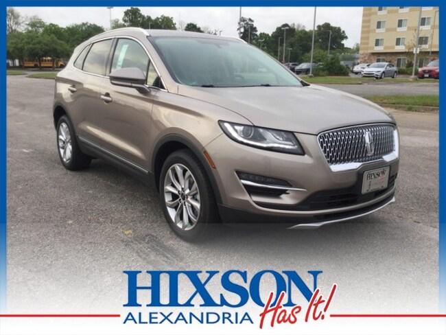 New 2019 Lincoln MKC Select Crossover for Sale in Alexandria LA