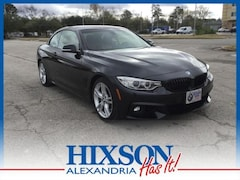 Pre-Owned 2016 BMW 4 Series 428i Convertible for Sale in Alexandria, LA