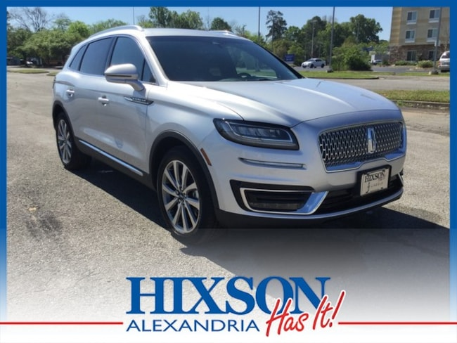 New 2019 Lincoln Nautilus Select Crossover for Sale in Alexandria LA