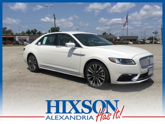 New 2018 Lincoln Continental For Sale At Hixson Lincoln Vin