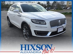 New 2019 Lincoln Nautilus Reserve Crossover for Sale in Leesville