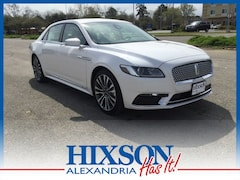 New 2019 Lincoln Continental Select Car for Sale in Alexandria LA