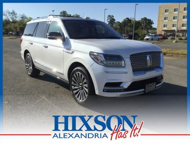 New 2019 Lincoln Navigator Reserve SUV for Sale in Leesville