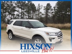 New 2019 Ford Explorer XLT Front-Wheel Drive (F SUV for Sale in Leesville, LA