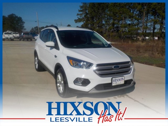 2018 Ford Escape SE Front-Wheel Drive (F SUV