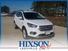 Used 2018 Ford Escape SE Front-Wheel Drive (F SUV for Sale in Leesville, LA