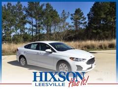 New 2019 Ford Fusion S Sedan Front-Wheel Drive (F for Sale in Alexandria, LA