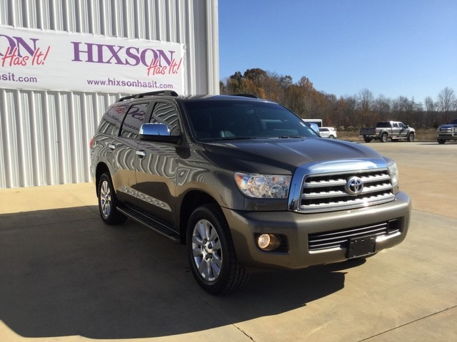 2014 Toyota Sequoia Platinum Rear Wheel Drive SUV