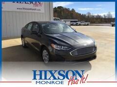 New 2019 Ford Fusion S Front-Wheel Drive (F Sedan 127410 for Sale in Monroe, LA