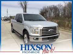 Used 2015 Ford F-150 XLT Rear Wheel Drive Crew Cab for Sale in Monroe, LA