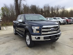Used 2016 Ford F-150 Lariat Four Wheel Drive Crew Cab Truck for Sale in Monroe, LA