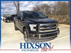 Used 2017 Ford F-150 King Ranch Four Wheel Drive Crew Cab for Sale in Monroe, LA