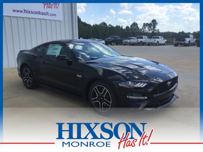 Hixson Ford Monroe >> New 2019 Ford Mustang For Sale Stock 116793 Monroe La