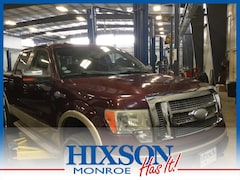 Used 2009 Ford F-150 King Ranch Four Wheel Drive Pickup Truck for Sale in Monroe, LA