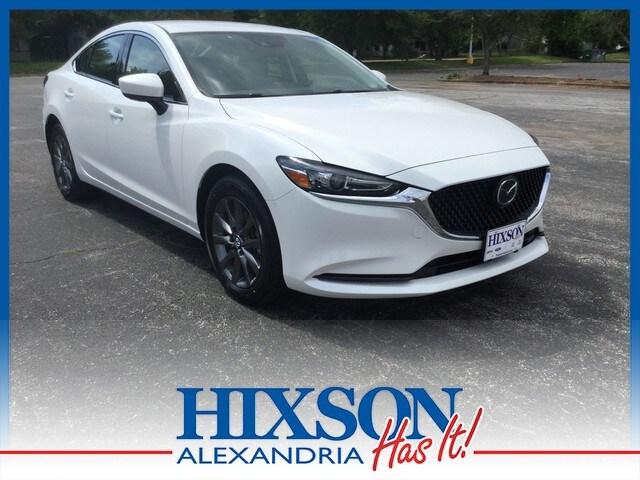 Featured new 2019 Mazda Mazda6 Sport Sedan for sale in Alexandria, LA
