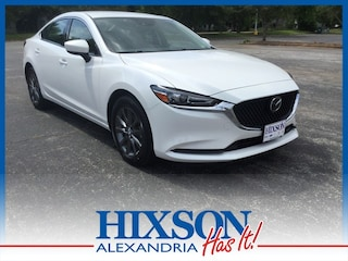 New 2019 Mazda Mazda6 Sport Sedan 503988 serving Alexandria, LA