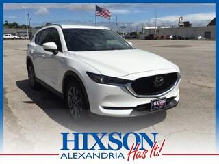 New 2020 Mazda Mazda CX-5 Signature SUV 760493 serving Alexandria, LA