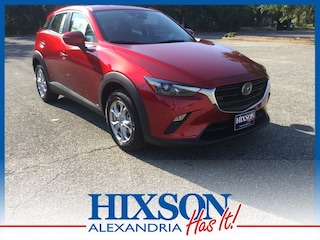 New 2019 Mazda Mazda CX-3 Sport SUV 455010 serving Alexandria, LA