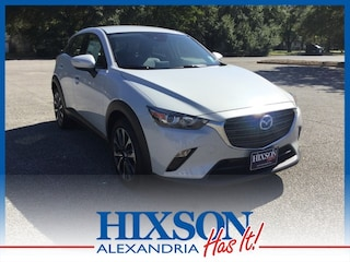 New 2019 Mazda Mazda CX-3 Touring SUV 453401 serving Alexandria, LA
