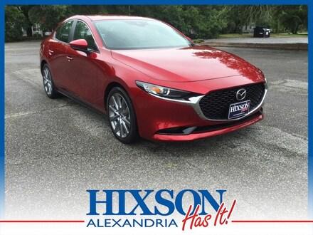 Featured new 2019 Mazda Mazda3 Preferred Package Sedan for sale in Alexandria, LA