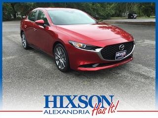 New 2019 Mazda Mazda3 Preferred Package Sedan 109879 serving Alexandria, LA