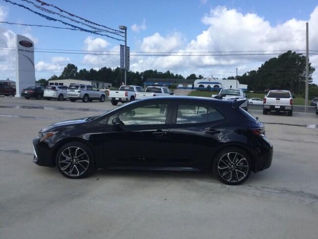 New 2019 Toyota Corolla Hatchback For Sale Leesville La