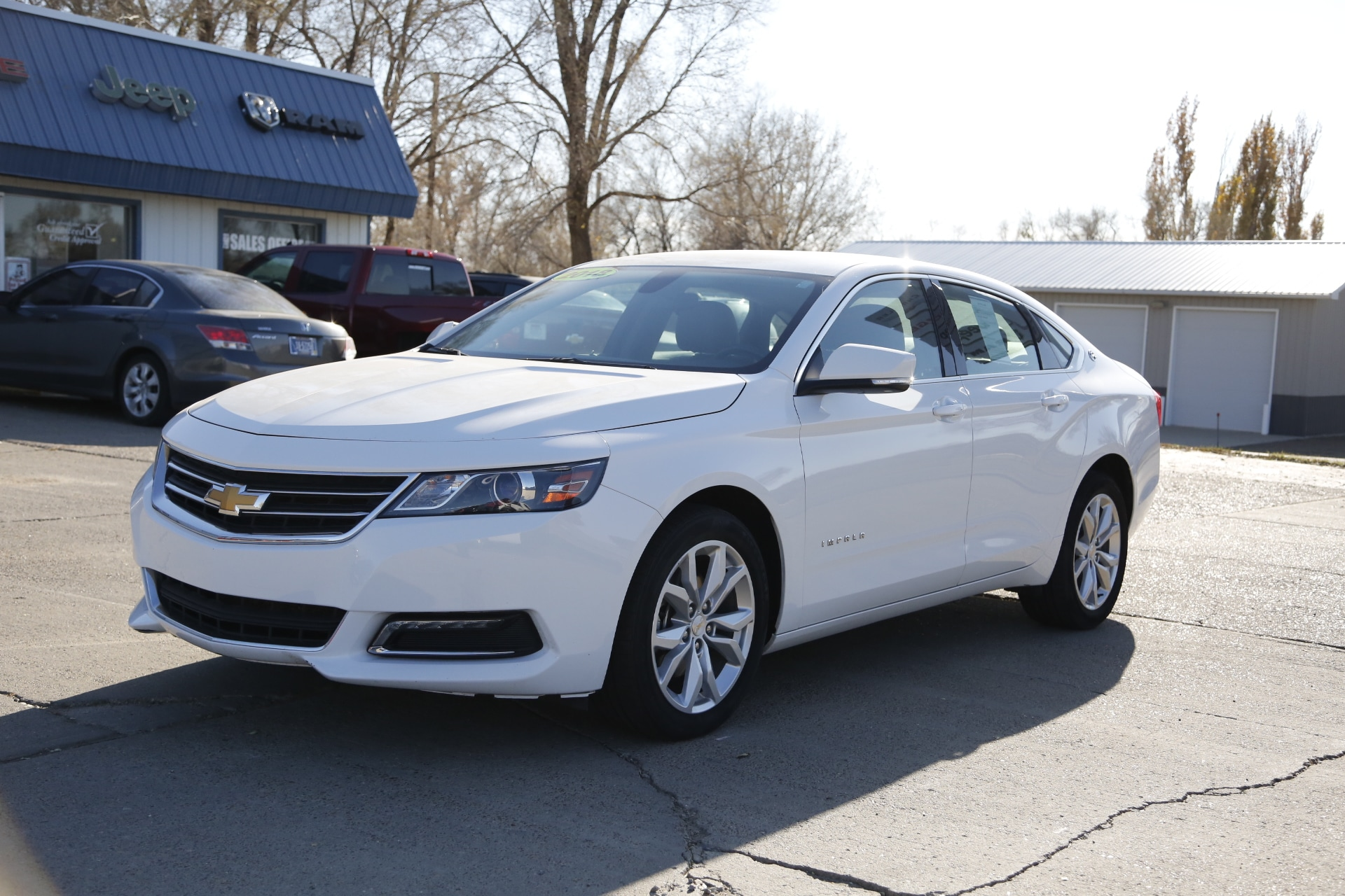 2018 Chevrolet Impala LT Car