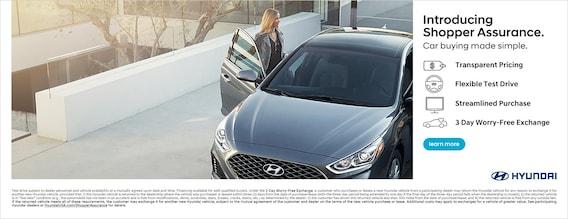 Used Car Dealerships In Lansing Mi >> Lansing Williams Hyundai New Used Hyundai Cars