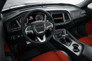 2017 Dodge Challenger technology