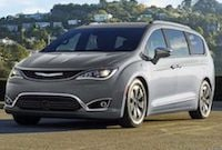 2018 Chrysler Pacifica near Sacramento
