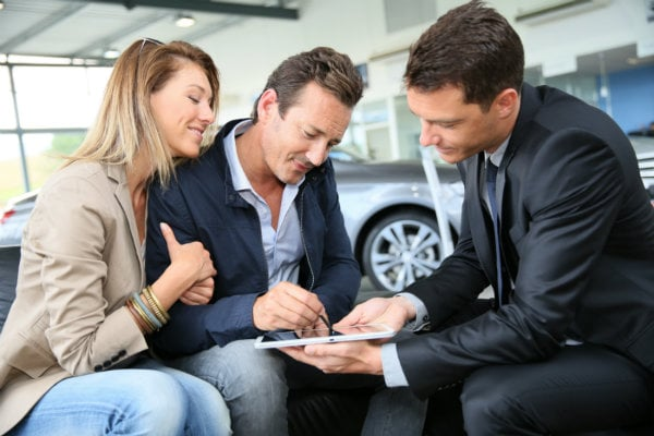 Car Buying Process near Elk Grove