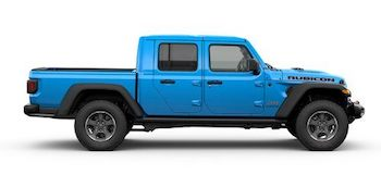 Jeep Gladiator for sale near Sacramento