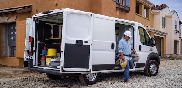 What S Changed In The 2019 Promaster A First Look Hoblit Chrysler