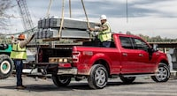 2019 Ford F-150 payload capacity