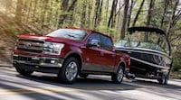 Ford F-150 Awarded Best Performing Pick Up Truck