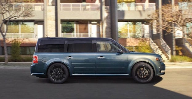 Ford Flex near Yuba City