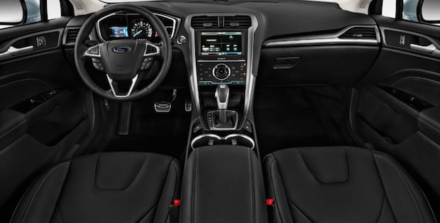 How Many Seats Does The Ford Edge Have Yuba City Area