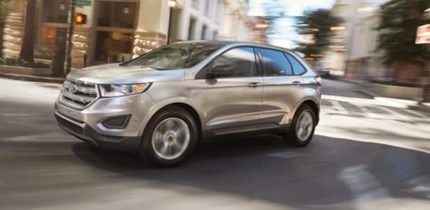 How Many Seats Does The Ford Edge Have Yuba City Area Ford Dealer
