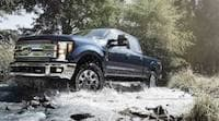 2019 Ford F-250SD Towing Capacity