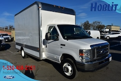 2010 Ford E-350SD Base DRW 14 Box Truck Cab/Chassis