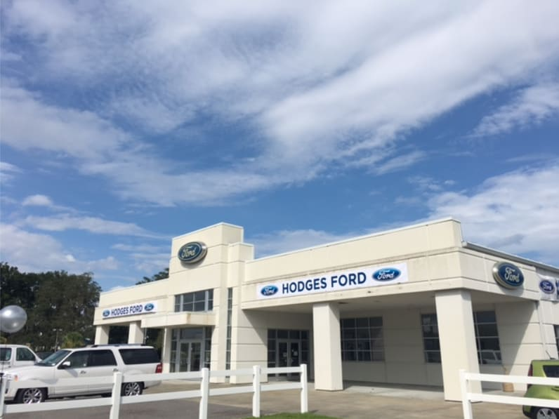 Car Dealerships Brunswick Ga >> Ford Dealership Near Brunswick Ga Hodges Ford Darien Ga